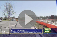 Fox & Friends: Holy squeeze: City reneges on promises made to church